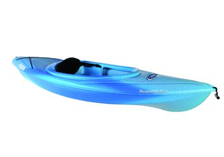 Pursuit 80 DLX Fade Blue/White Sit in Kayak