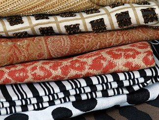 decorative fabrics, designer fabric