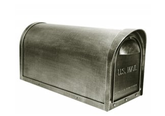 SCC-1008-SW Classic Curbside Mailbox
