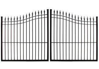 Double Drive Gate