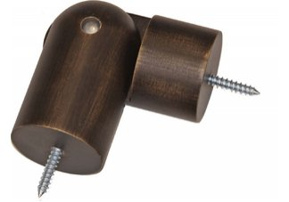 "Urban Bronze Rod Elbow (2"" Compatable)"