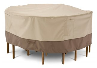 patio table and chair set cover, outdoor table and chair set cover, outdoor furniture cover