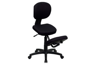 Ergonomic Kneeling Posture Task Chair