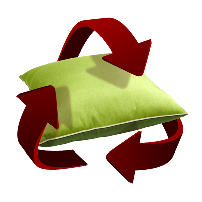 Cushion Source Environmental Commitment - Sustainable practices