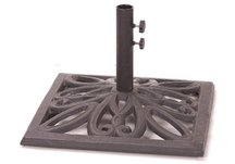 100lb Cast Iron Umbrella Stand