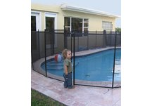 847Removable Saftey Fence