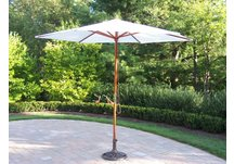 9 Ft Market Umbrella with Pulley