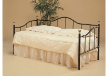 La Brea Black Twin Daybed
