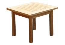 Miami Teak Side Table