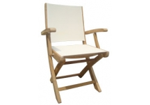 Sailmate Teak Arm Chair