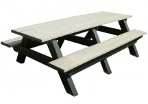 Deluxe 8' Picnic Table