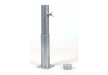 Galvanized Powder Coated In-Ground Umbrella Stand