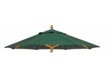 9' Wood Market Replacement Umbrella Canopy, 9 ft wood market skin