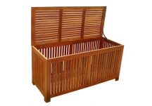 Outdoor Hardwood Storage Box