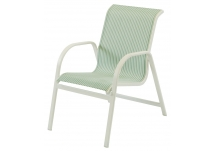 Ocean Breeze Sling Dining Arm Chair