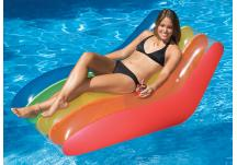 Rainbow Lounger Pool Float