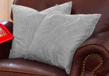 Pillow Covers - Woodgrain Silver Birch