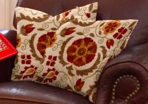 Pillow Cover Set - Garden Spice