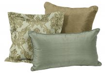 designer pillow set
