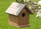 Amish Eco Birdhouse