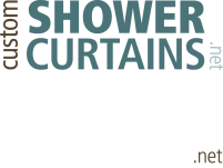 Custom Shower Curtains logo
