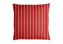 Sunbrella Harwood Crimson Pillow