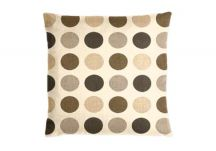 Sunbrella Mojito Coffee Bean Pillow