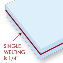 Single Cushion Welting