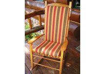 custom rocking chair cushion
