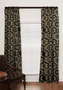 Custom French Pleat Drapes