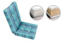 DCS Deluxe Chair Cushions