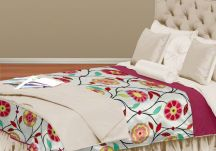 Custom Coverlet