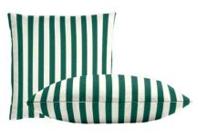 Sunbrella Mason Forest Green Pillow Set