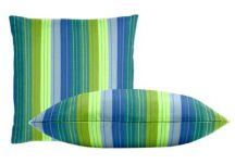 Sunbrella Seville Seaside Pillow Set