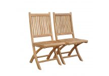 Teak Rockport Chair without Arms