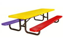 picnic table, childs picnic table