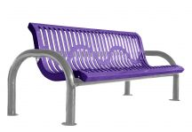 Modern Classic Style Park Bench