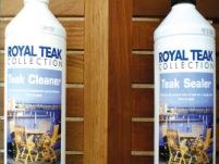 Royal Teak Furniture Care