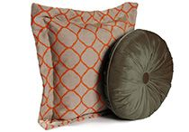 Custom Designer Pillows from Cushion Source