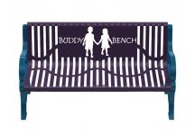 Kind Kids Buddy Bench
