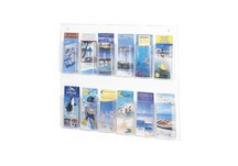 ClearClear2c 12 Pamphlet Display