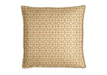 Highland Taylor Plush Frame Gold Pillow