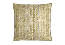 Robert Allen Global Lines Amber Pillow