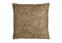 Robert Allen Ogee Paisley Copper Pillow