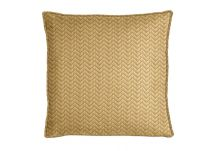 Robert Allen Royal Chevron Champagne Pillow