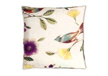 Highland Taylor Peacock Birdsong Pillow
