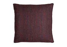 Robert Allen Texture Mix Bk Berry Crush Pillow