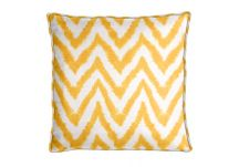 Premier Prints Diva Corn Yellow Pillow