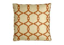 Highland Taylor Rosemary Burnt Orange Pillow