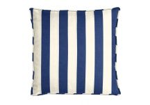 Al Fresco Harbour Stripe Royalty Pillow